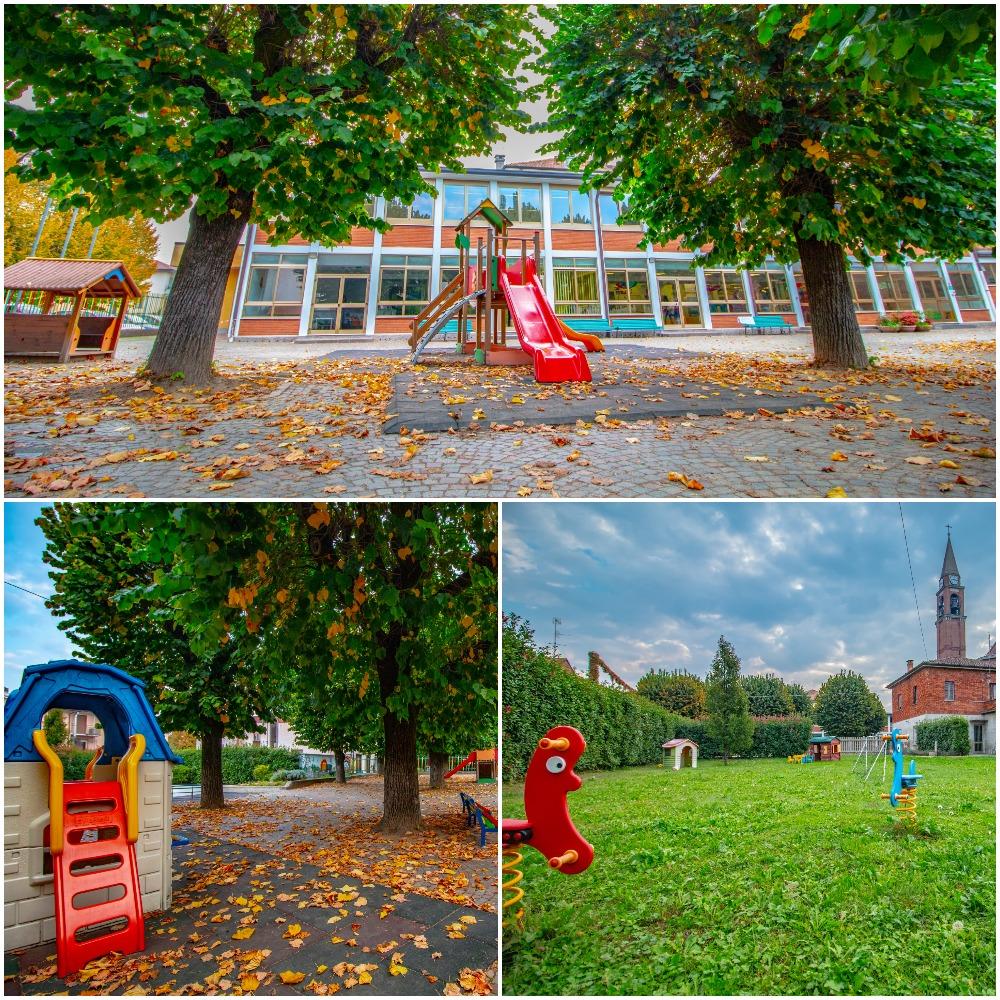 scuola infanzia carugo esterno