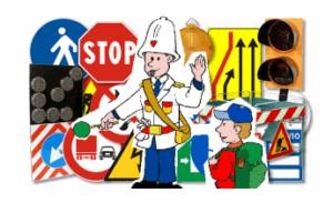 bambin gesu carugo educazione stradale